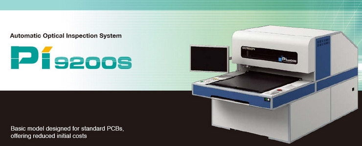 Automatic Optical Inspection System PI-9200S