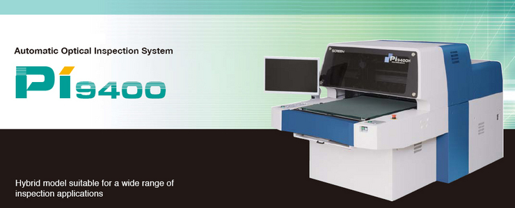 Automatic Optical Inspection System PI-9400