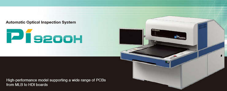 Automatic Optical Inspection System PI-9200H